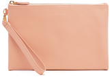 WANT Les Essentiels Women's Barajas Double Zip Folio Desert Rose/Cayon Crepe