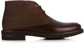 WANT Les Essentiels Stewart leather desert boots