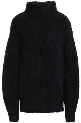 IRO Alladin Cable-knit Turtleneck Sweater