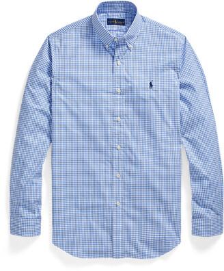 Ralph Lauren Custom Fit Checked Shirt