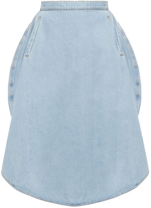 MM6 MAISON MARGIELA Denim Midi Skirt