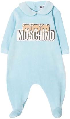 Moschino Blue Pajamas