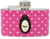 Betsey Johnson Charm Flask