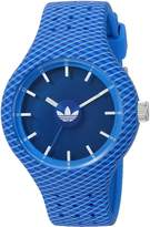 adidas Men's 'Ipswich' Quartz Rubber and Silicone Casual Watch, Color: (Model: ADH3203)
