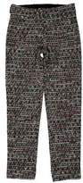Sophie Theallet Sequin-Accented Straight-Leg Pants