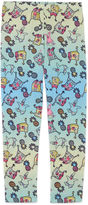 SpongeBob Squarepants Sponge Bob Ombr Leggings - Preschool Girls 4-6x