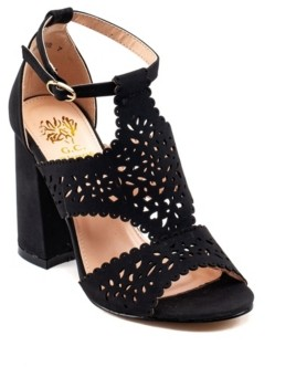 GC Shoes Amala Heeled Sandal Women's Shoes