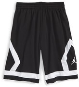 Jordan Boy's 'Flight Diamond' Knit Basketball Shorts