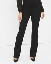 White House Black Market Curvy Skinny Bootcut Pants