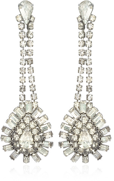Charm & Chain Vintage Collection Vintage Earrings, 59.38