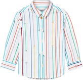 Paul Smith Multi Stripe Tape Shirt