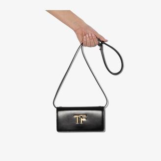 Tom Ford black box palmellato TF leather mini bag