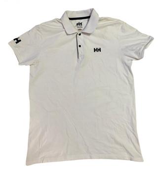 Helly Hansen Beige Cotton Polo shirts