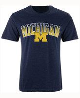 Colosseum Men's Michigan Wolverines Gradient Arch T-Shirt
