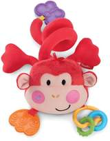 Mattel Fisher-Price Discover n Grow Musical Monkey Stroller Toy (japan import)