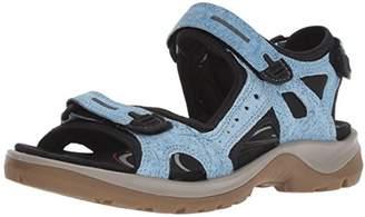 Ecco Offroad, Women's Athletic & Outdoor Sandals, Blue (Indigo 5 1321), (40 EU)