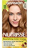 Garnier Nutrisse Nourishing Color Creme, 73 Dark Golden Blonde (Honey Dip) (Packaging May Vary)