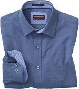Johnston & Murphy Mini-Dot Print Shirt
