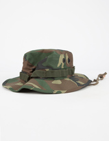 Rothco Woodland Mens Camo Boonie Hat