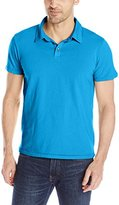 Velvet by Graham & Spencer Men's Toney Jersey Cotton Polo
