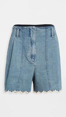 Sea Mara Scallop Edged Shorts