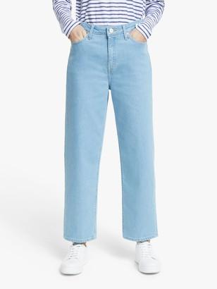 Lee Wide Leg High Waist Jeans, Fernwood Light