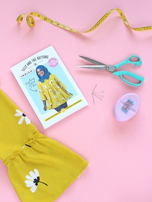 Tilly and the Buttons Indigo Dress Sewing Pattern