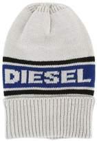Diesel logo beanie