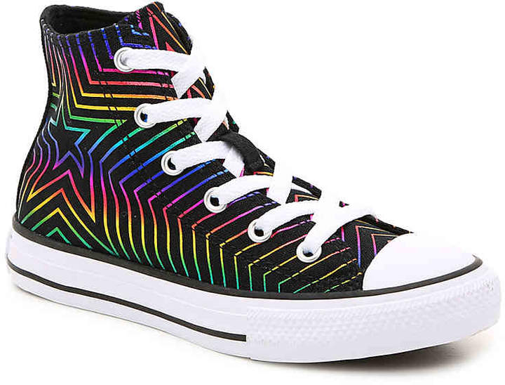 dd97296faa Chuck Taylor All Star Of The Stars High-Top Sneaker - Kids' - Girl's