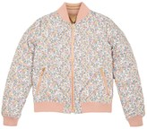 Juicy Couture Girls Tivioli Floral Reversible Puffer