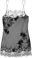 Thème Tamara silk-mousseline chemise