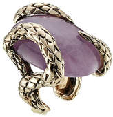 Roberto Cavalli Statement Ring with Semi-Precious Stone