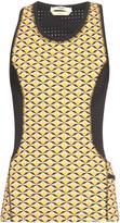 Fendi Bag Bugs eyes-print performance tank top