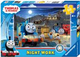 Ravensburger Thomas & Friends: Night Work - 60 pc Glow-in-the-Dark Puzzle