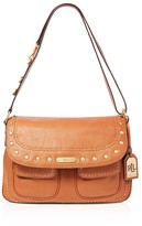 Lauren Ralph Lauren Medium Weatherby Messenger