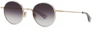 Christian Roth Aemic Round-frame Sunglasses