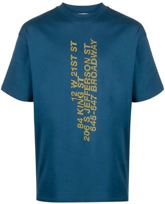 Honey Fucking Dijon Graphic-Print Cotton T-Shirt