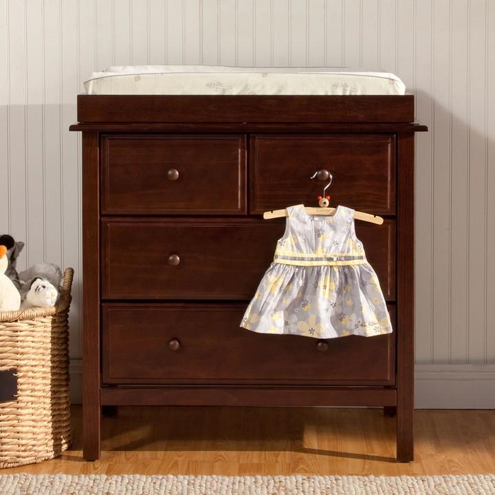 DaVinci Autumn 4-Drawer Changer Dresser