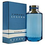 Azzaro Chrome Legend By Loris For Men. Eau De Toilette Spray 4.2-Ounce Bottle