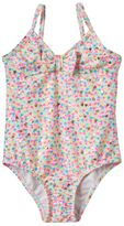 Osh Kosh Baby Girl Foiled Heart One-Piece Swimsuit
