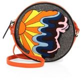 Olympia Le-Tan Turn On, Tune In, Drop Out Combination Dizzie Crossbody Bag