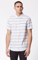 Tavik Sloan Striped Short Sleeve Button Up Shirt