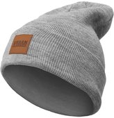 Urban Classics Men's TB626 Leatherpatch Long Beanie