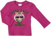 Diesel Tagib T-Shirt (Baby) - Fuchsia-6 Months
