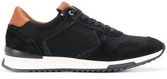 Tommy Hilfiger Embossed Logo Sneakers