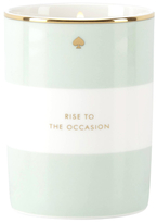 Kate Spade Rise to the Occasion Macaroon Porcelain Scented Candle