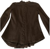Ralph Lauren Brown Wool Knitwear