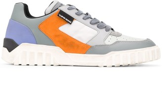Diesel Colour Block Sneakers