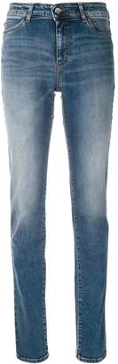 Emporio Armani Slim Faded Jeans