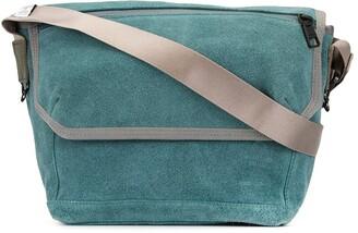 As2ov Panelled Messenger Bag